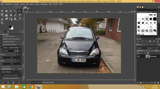Open-Source-Software: Die besten kostenlosen Helfer für jeden Zweck Mit GIMP (GNU Image Manipulation Program) editieren Sie Ihre Fotos.©COMPUTER BILD