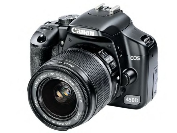 how to update canon dslr firmware via card
