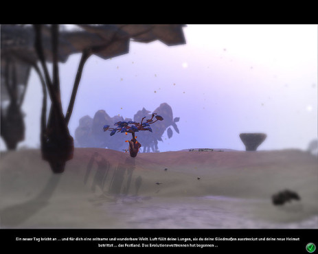 Simulation Spore: Land