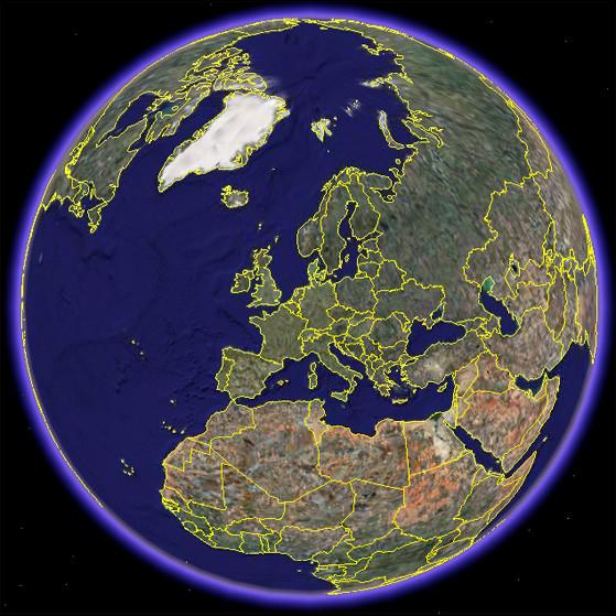Google Maps Satellit