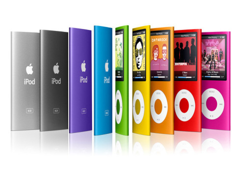 Apple iPod nano (4. Gen.)