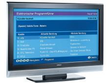 Elektronischer Programmführer (EPG)