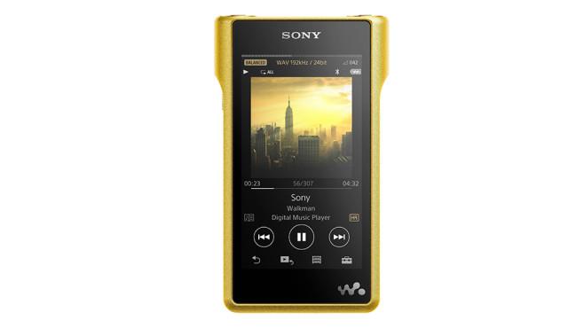 Sony NW-WM1Z ©SONY