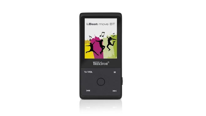 Trekstor i.Beat move BT 8GB ©TREKSTOR