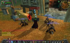 Rollenspiel World of Warcraft: Kampf