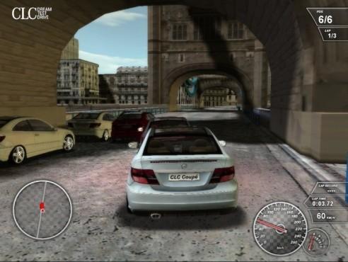 Platz 19: Mercedes CLC Dream Test Drive