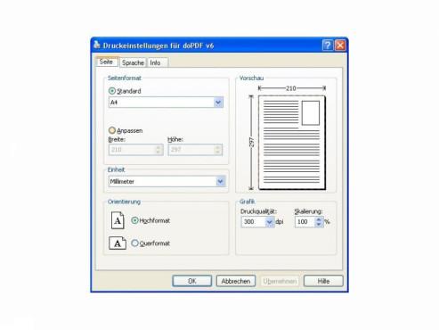 Platz 21: doPDF Free PDF Converter