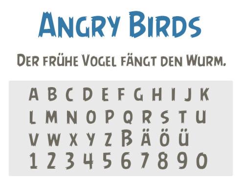 Angry Birds ©COMPUTER BILD