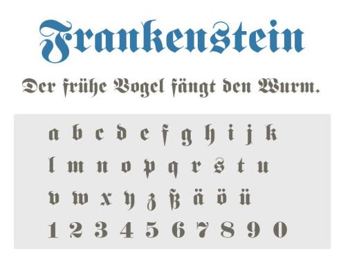 Frankenstein ©COMPUTER BILD