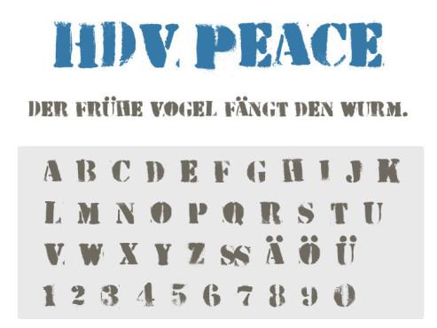 HDV Peace ©COMPUTER BILD