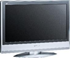 """Das LCD-Gerät """"Panasonic TX-32LE60F"""" überzeugt mit kontrastreichen TV-Bildern."""