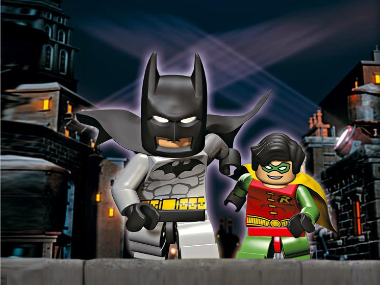 Lego Batman Pc Demo Computer Bild Spiele