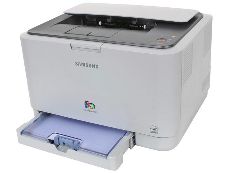 test review farb laserdrucker samsung clp 310 computer bild. Black Bedroom Furniture Sets. Home Design Ideas
