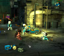 Actionspiel – Lego Batman: Bat-Mobil