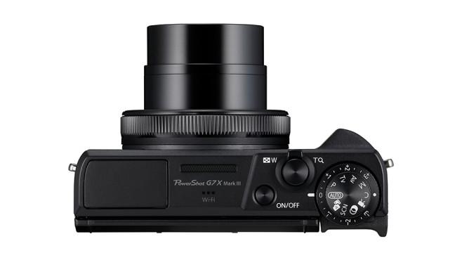 Canon Powershot G7 X Mark III©Canon