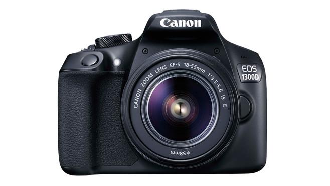 Spiegelreflexkamera im Test: Canon EOS 1300D©Canon