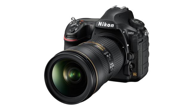 Spiegelreflexkamera im Test: NIkon D850©Nikon
