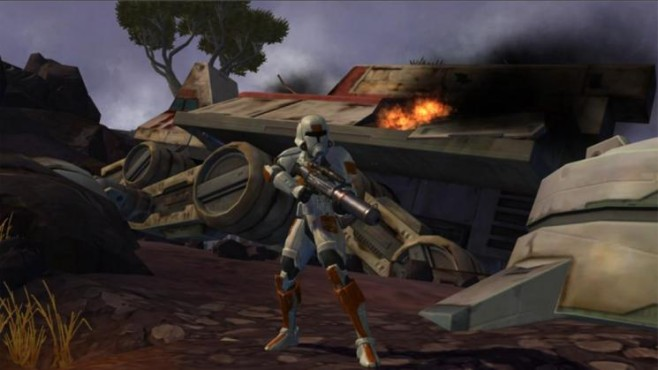 Rollenspiel Star Wars – The Old Republic: Clone Wars © Electronic Arts