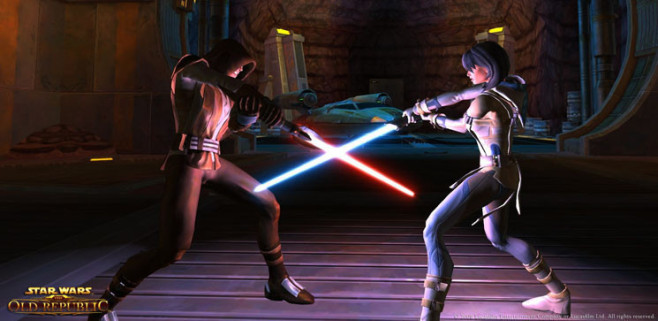 Rollenspiel Star Wars – The Old Republic: Klingen © Electronic Arts