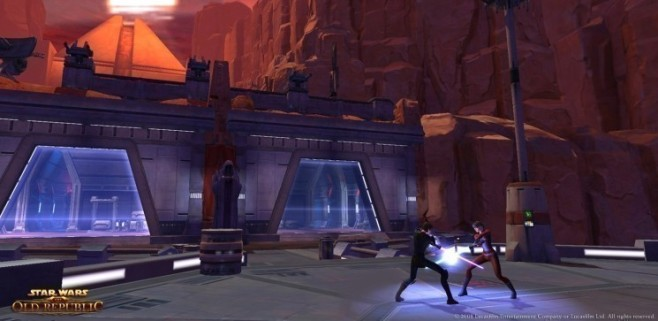 Rollenspiel Star Wars – The Old Republic: Lichtschwert © Electronic Arts