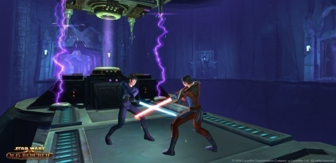Rollenspiel Star Wars – The Old Republic: Plattform © Electronic Arts