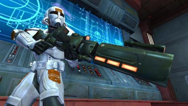 Rollenspiel Star Wars – The Old Republic: Sniper © Electronic Arts