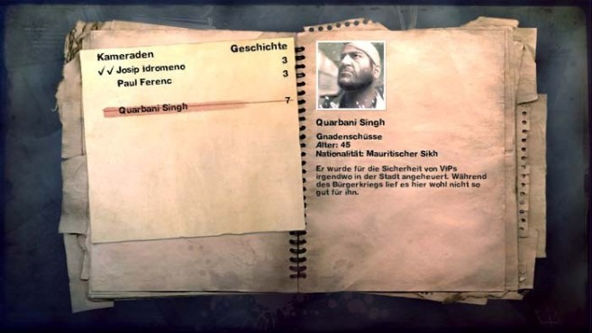 Spieletricks Far Cry 2: Infos