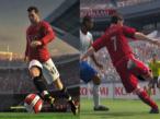 "Pro Evolution Soccer 2009 gegen Fifa 09 Manus Rooney (links) gegen Liverpools Keane (rechts) – ""Fifa 09"" gegen ""PES 2009"". Wer gewinnt das Duell?"