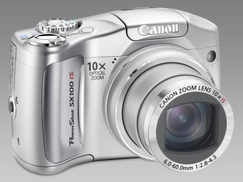 Canon PowerShot SX100IS