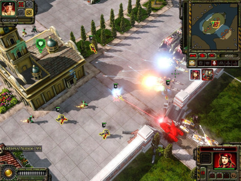 Strategiespiel Command & Conquer – Red Alert 3: Angriff