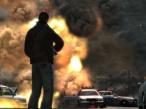 Actionspiel GTA 4: Explosion