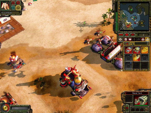 Strategiespiel Command & Conquer – Alarmstufe Rot 3: Helikopter