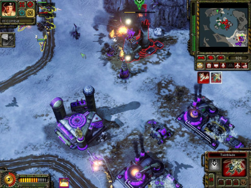 Strategiespiel Command & Conquer – Alarmstufe Rot 3: Brand