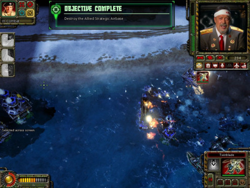 Strategiespiel Command & Conquer – Alarmstufe Rot 3: Untergang