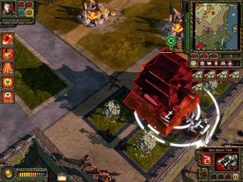 Strategiespiel Command & Conquer – Alarmstufe Rot 3: Villa
