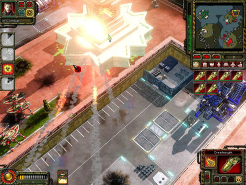 Strategiespiel Command & Conquer – Alarmstufe Rot 3: Explosion