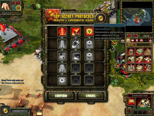 Strategiespiel Command & Conquer – Alarmstufe Rot 3: Entwicklung