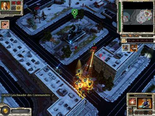 Strategiespiel Command & Conquer – Alarmstufe Rot 3: Block