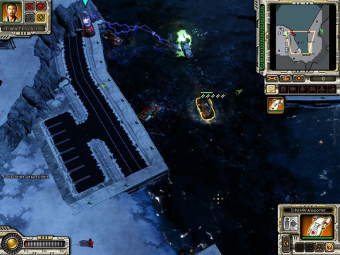 Strategiespiel Command & Conquer – Alarmstufe Rot 3: Meer