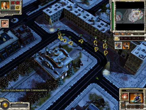 Strategiespiel Command & Conquer – Alarmstufe Rot 3: Ninja