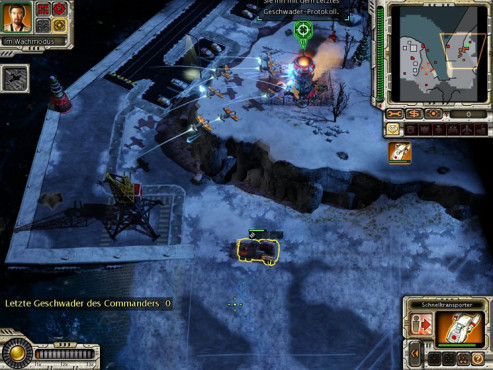 Strategiespiel Command & Conquer – Alarmstufe Rot 3: Reaktor