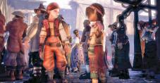 Rollenspiel Fable 2: Hauptfiguren