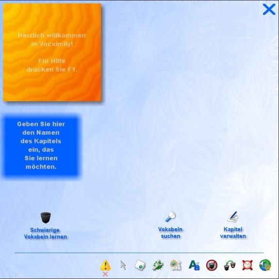 Screenshot 1 - Vocximily