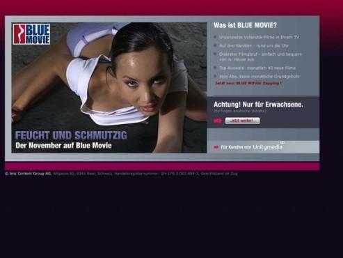 Astra: Blue Movie