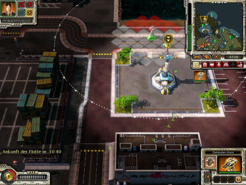 Strategiespiel Command & Conquer – Alarmstufe Rot 3: Turm