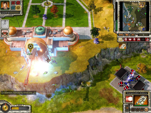 Strategiespiel Command & Conquer – Alarmstufe Rot 3: Luftangriff