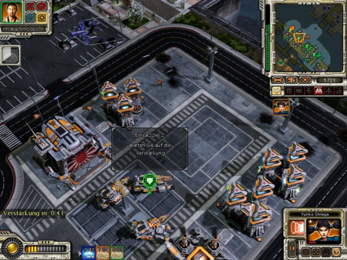 Strategiespiel Command & Conquer – Alarmstufe Rot 3: Bomber