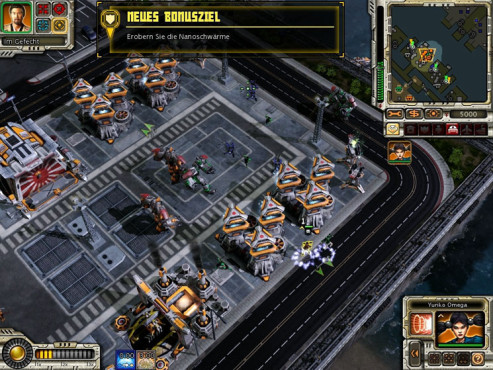Strategiespiel Command & Conquer – Alarmstufe Rot 3: Kontrolle