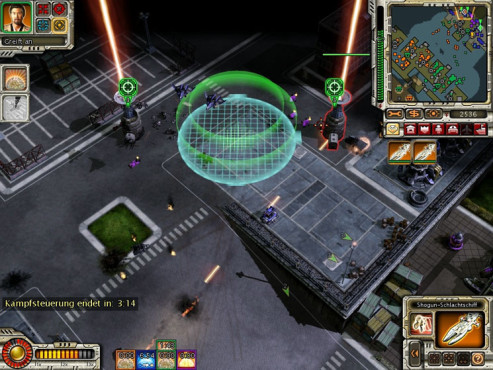 Strategiespiel Command & Conquer – Alarmstufe Rot 3: Strahl