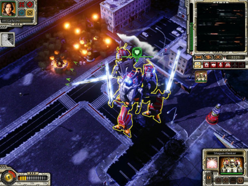 Strategiespiel Command & Conquer – Alarmstufe Rot 3: Ankunft